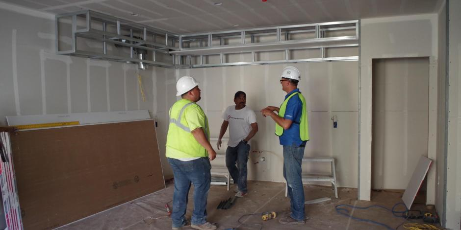 Westside Drywall Partnering with Organizations to Support Community
