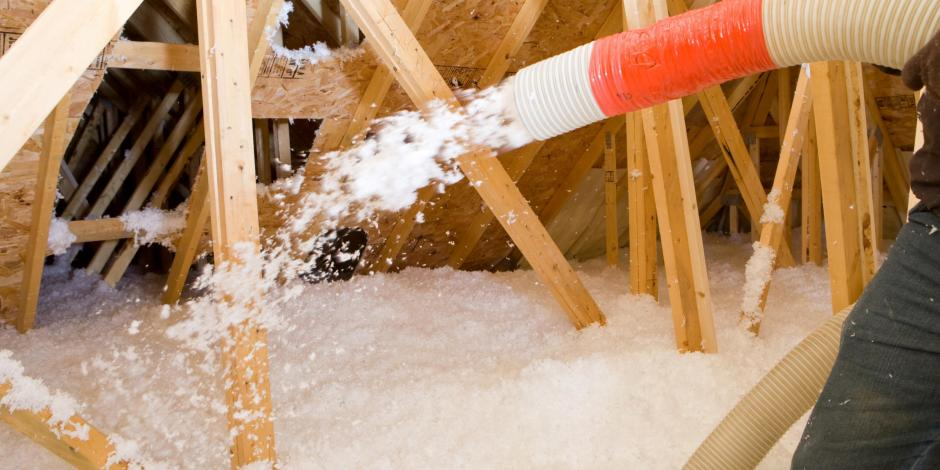 Insulation Service from Westside Drywall & Insulations